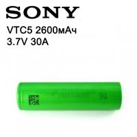 Аккумулятор 18650 Sony VTC5 2600мАч